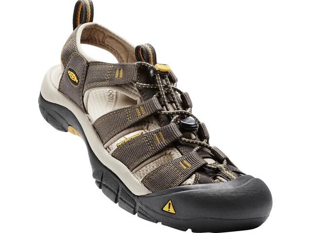outlet store 6cc2b f6562 Keen Newport H2 Sandals Herren raven/aluminum